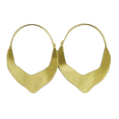 MELANIE WOODS - Timurid Hoop Earrings