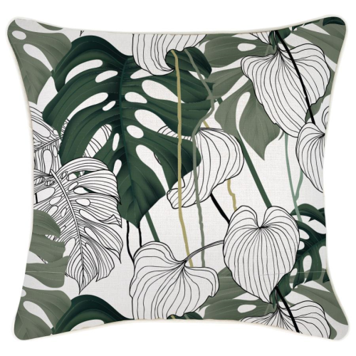 Alfresco Cushion - Kona With Piping 60 x 60cm