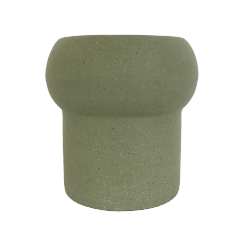 MRD HOME Jenssen Planter - Olive - Medium