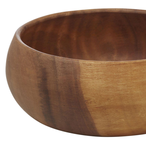 Acacia Wood Salad Bowl