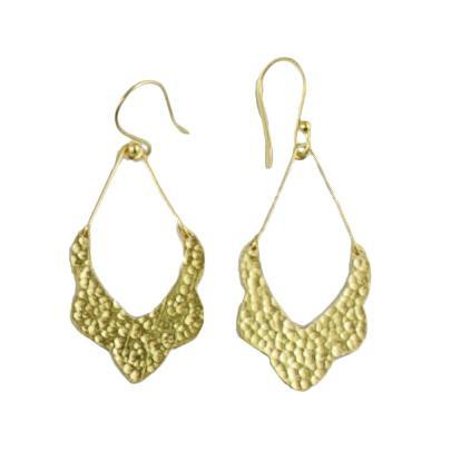 MELANIE WOODS - Moroccan Drop Earrings