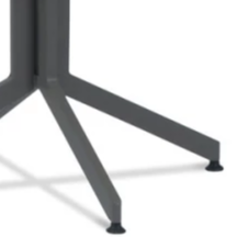 Lorne Outdoor Table - Charcoal