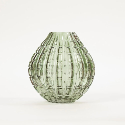 Bloomingville - Dark Green Vase