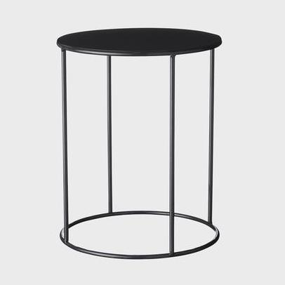 EVERGREEN COLLECTIVE Lotus Pot Stand - Short - Black