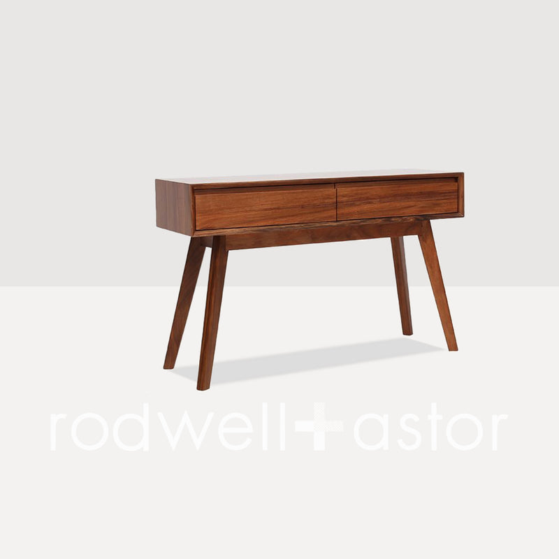 Hobart Console Table - Tasmanian Blackwood