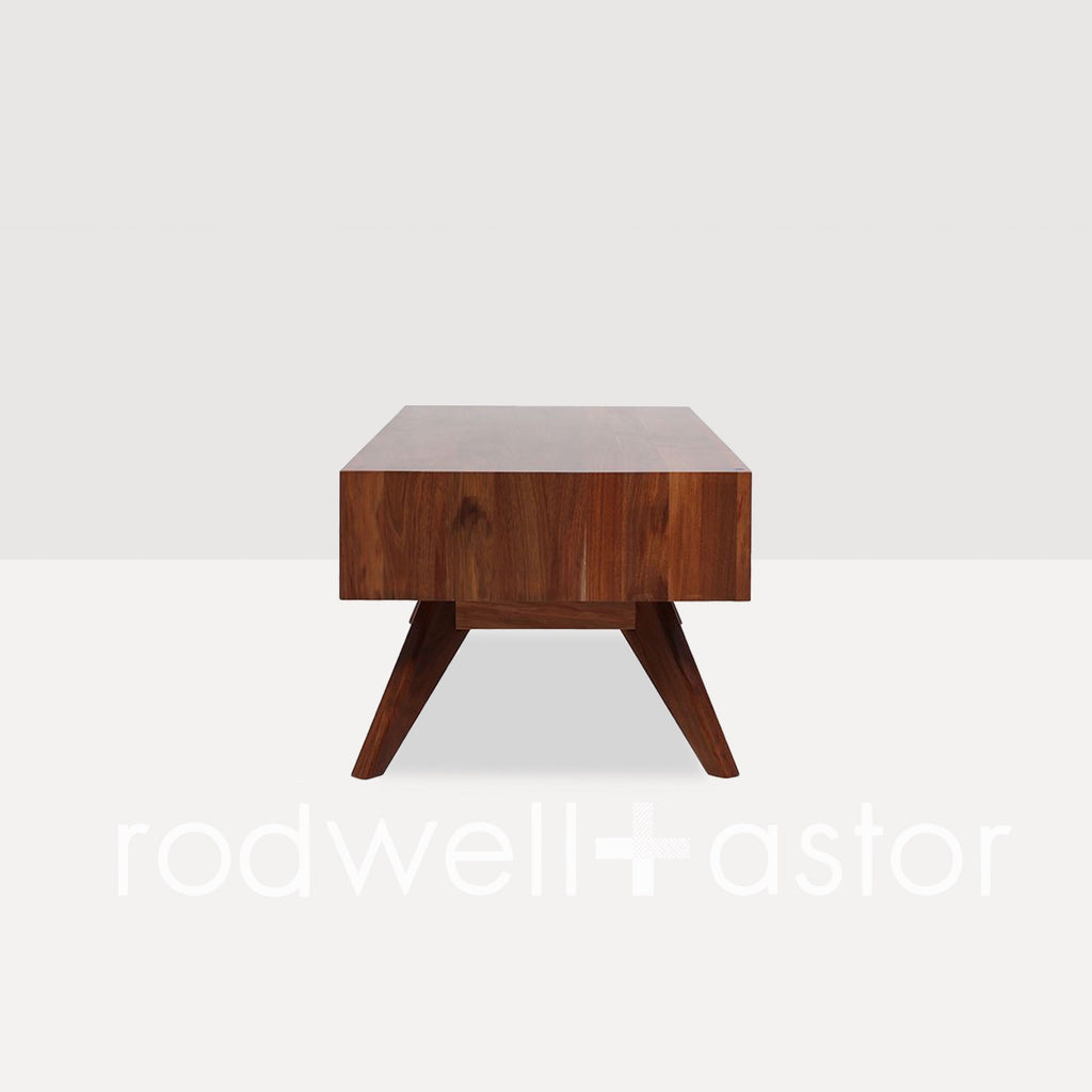 Hobart Coffee Table - Blackwood