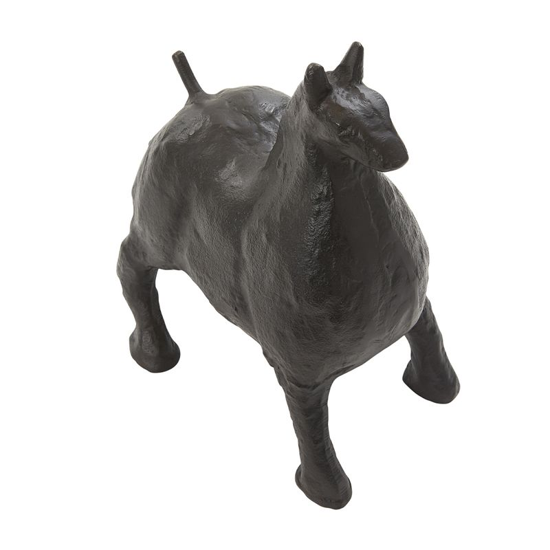 Abstract Horse Sculpture in Bronze