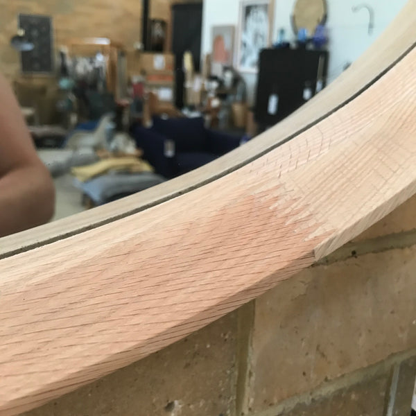 Casper Oak Mirror