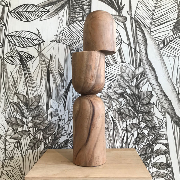 Clem Sculpture - Natural - Tall