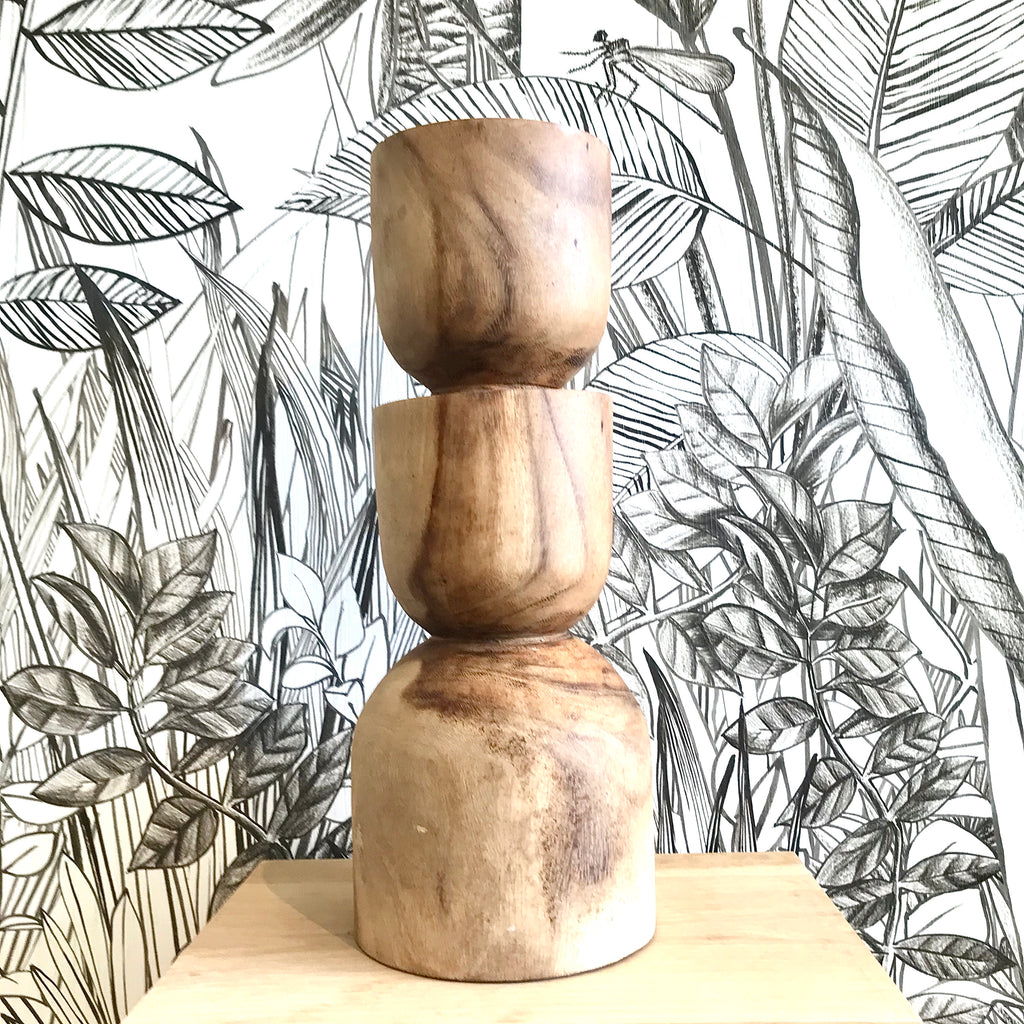 Clem Sculpture - Natural - Medium