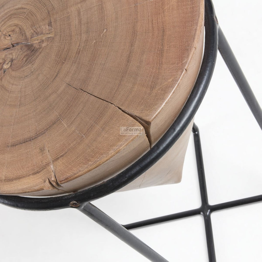 Jayd Wattle Side Table