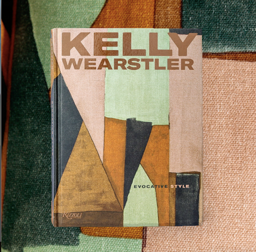 Kelly Wearster Evocative Style Hardcover Book