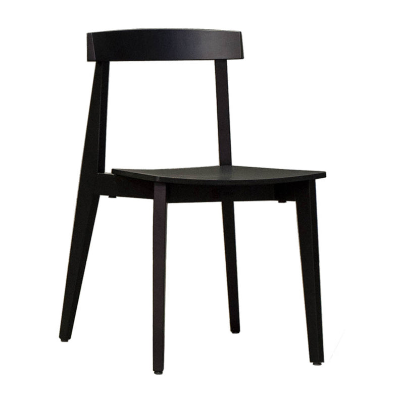 Kobe Dining Chair - Black