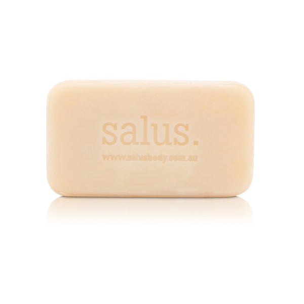 SALUS Lemon Myrtle Milk Soap at Rodwell and Astor