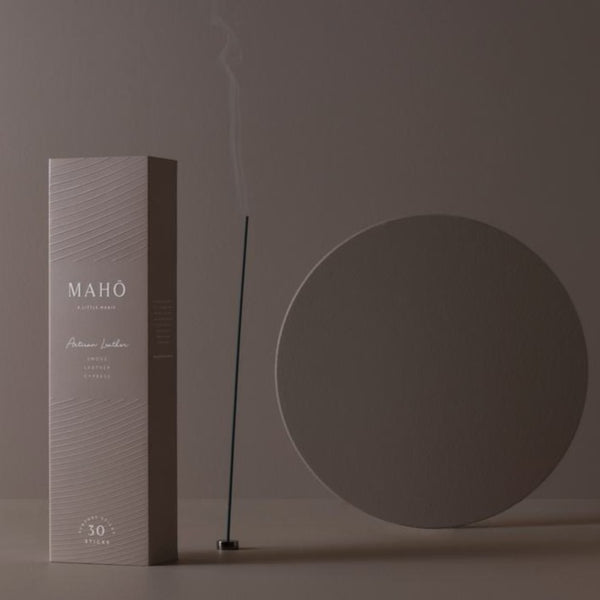 MAHŌ Sensory Sticks - Artisan Leather