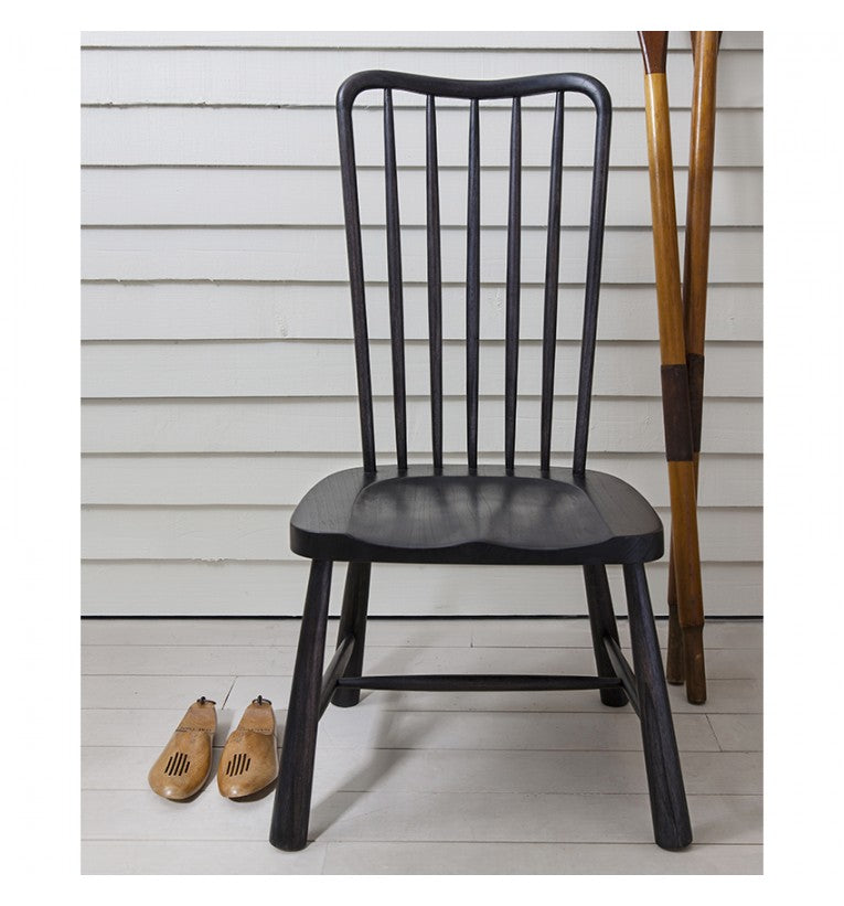 Northern Dining Chair - Black
