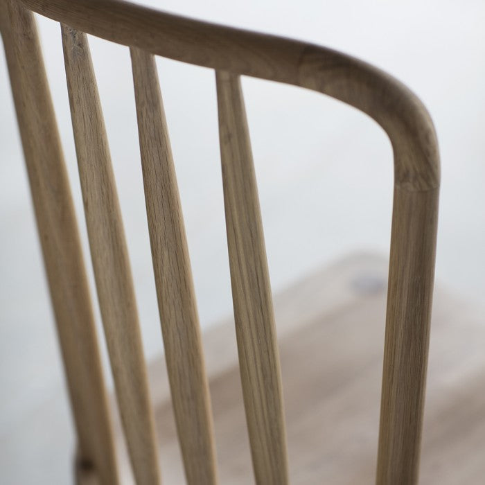 Northern Dining Chair - Oak