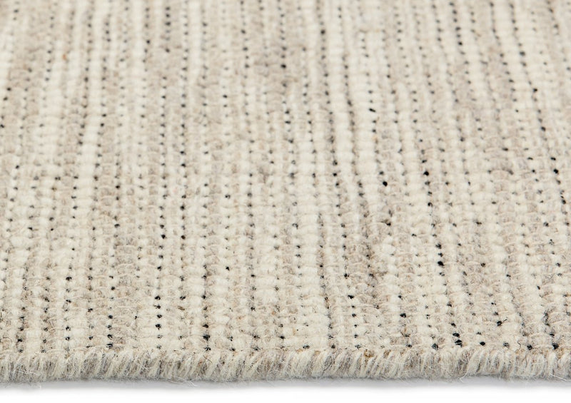 Pronto Handknotted Wool Flatweave Rug