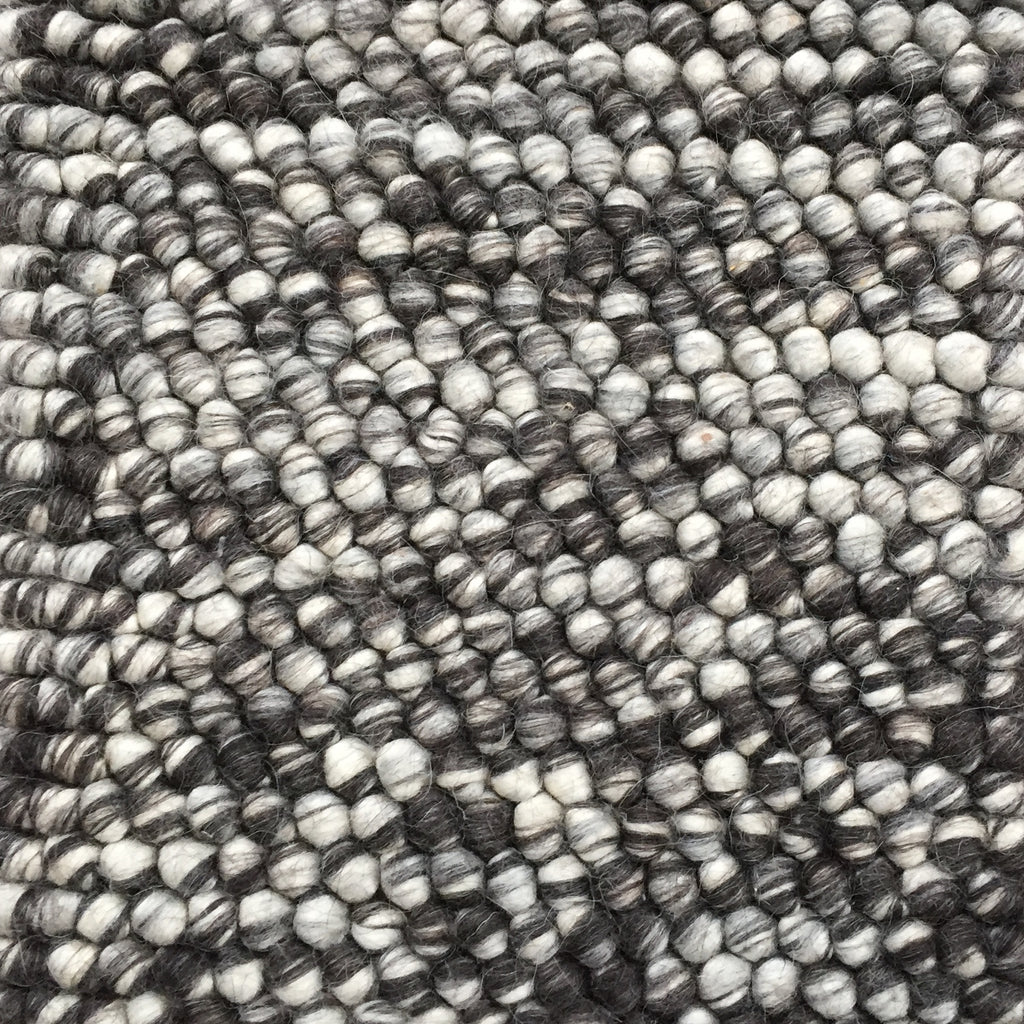 Rocks - Brown - 100% Pure Wool Rug