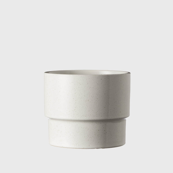 EVERGREEN COLLECTIVE  Sonny Pot - Soft White_Small