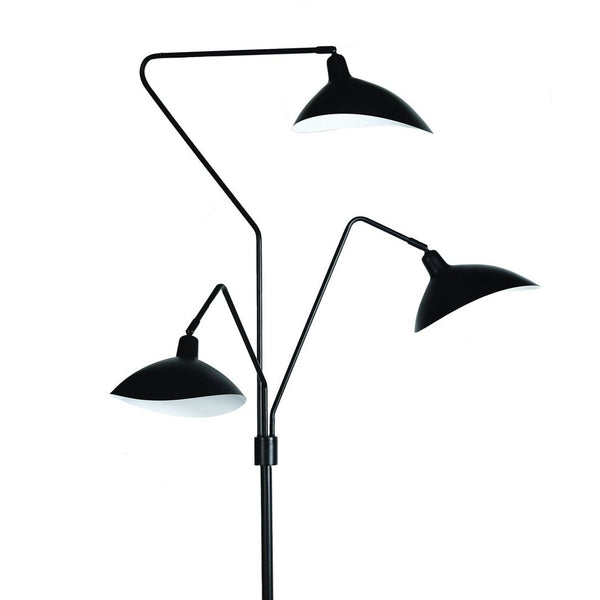 Spida 3 Light Floor Lamp