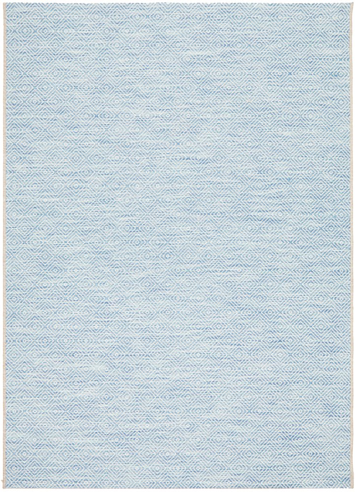 Terrace Diamond - Indoor/Outdoor Rug - Blue