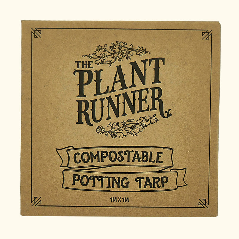 THE PLANT RUNNER - Potting Tarp