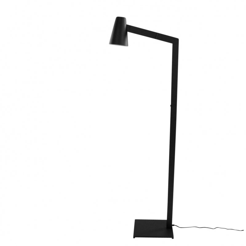 Tilt Floor Lamp - Black
