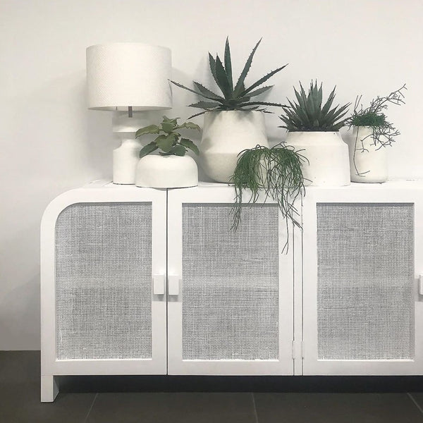 MRD Planter Collection - White