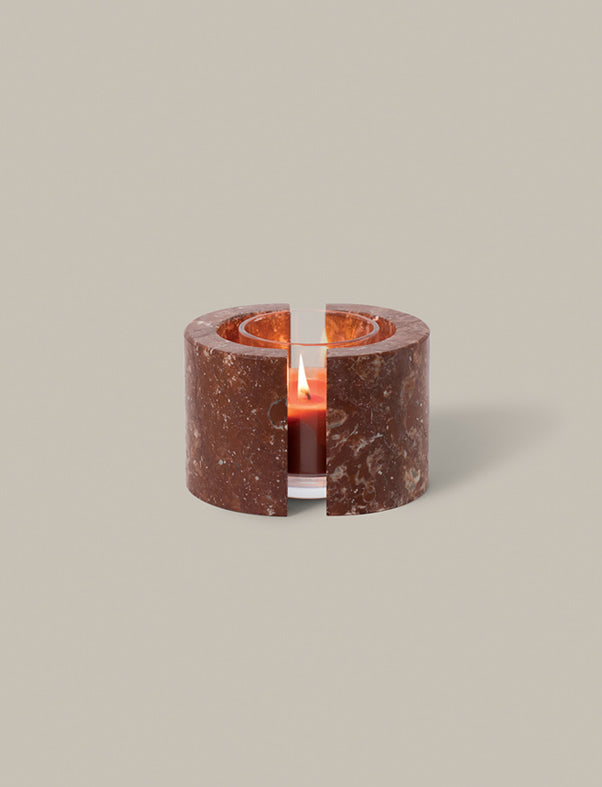 ADDITION STUDIO - Stratosphere Candle - Mimosa Rocks