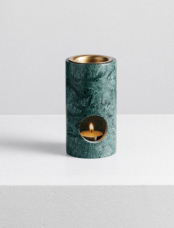 ADDITION STUDIO - Synergy Oil Diffuser - Green Marble