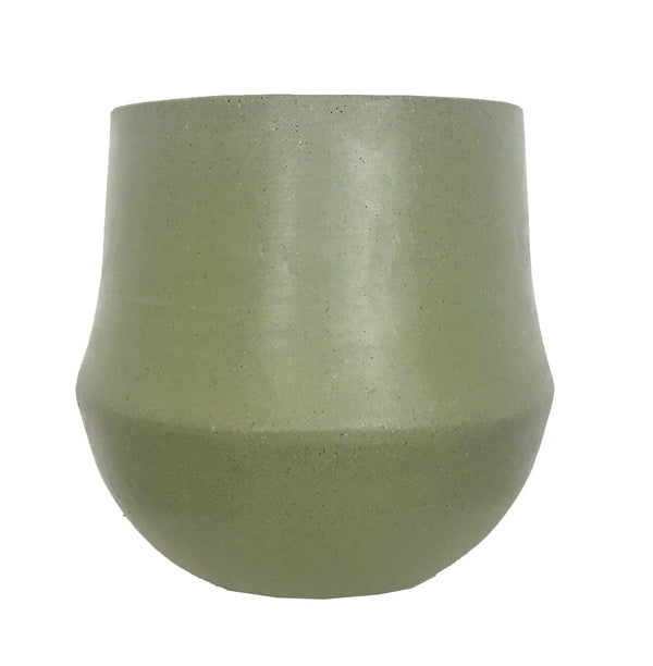 Ana Planter - Olive - Large