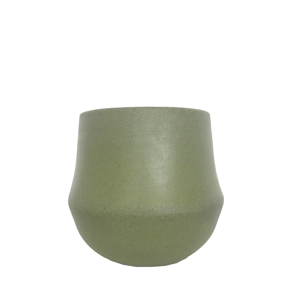 Ana Planter - Olive - Small
