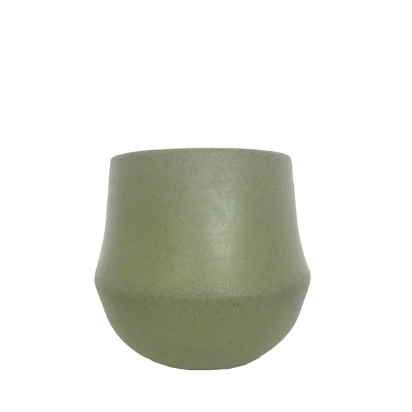 MRD HOME Ana Planter - Olive - Small