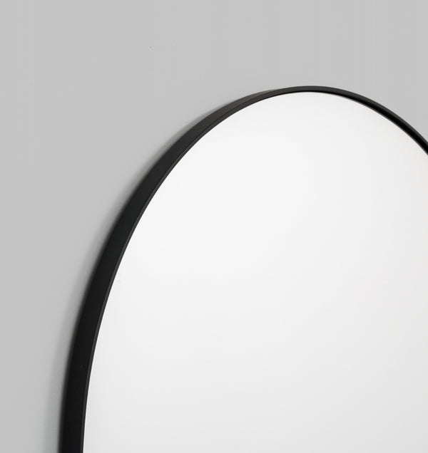 MIDDLE OF NOWHERE Bjorn Arch Mirror Black