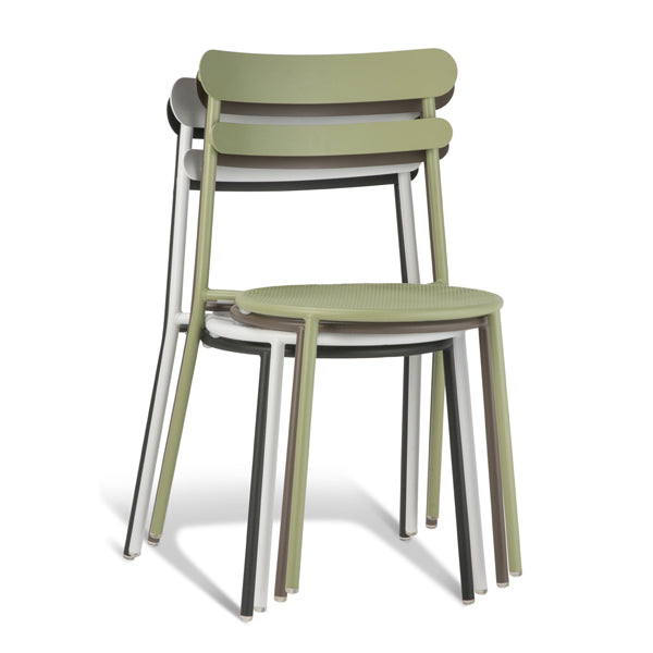Moon Outdoor Dining Chair - Studio Brichet Ziegler