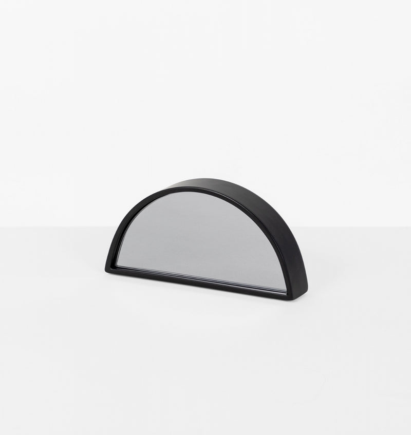 MIDDLE OF NOWHERE Objekt Mirror - Small - Black