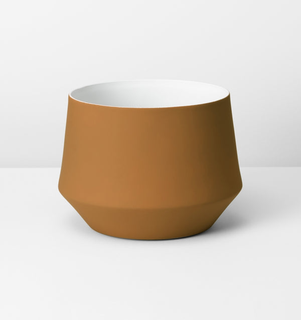 MIDDLE OF NOWHERE Samso Planter - Ochre