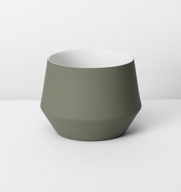 MIDDLE OF NOWHERE Samso Planter - Olive