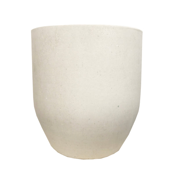 MRD HOME Silo Vessel Chalk - Tall
