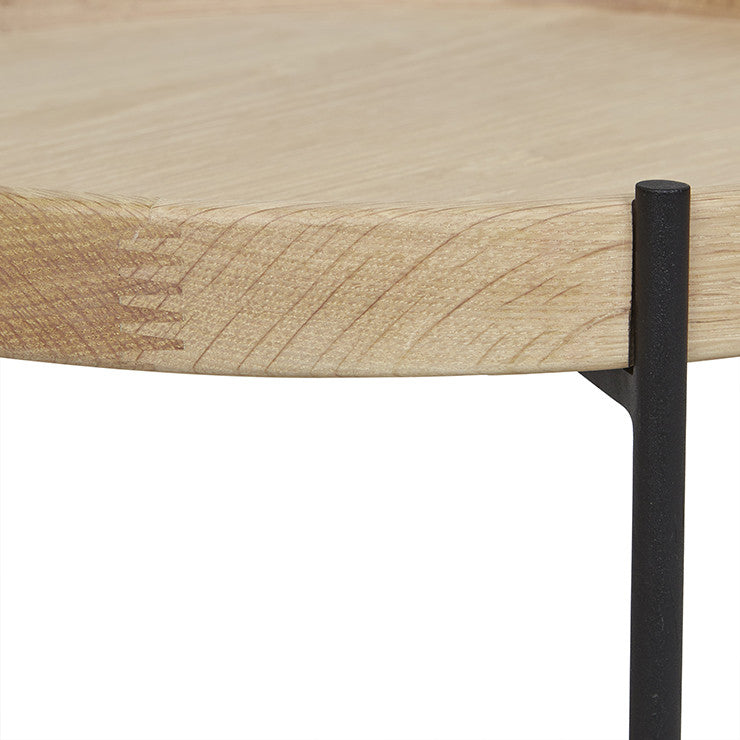 Sketch Humla Side Table Oak