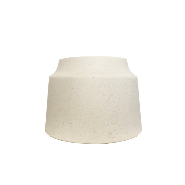 MRD HOME Villi Vessel Small - Chalk