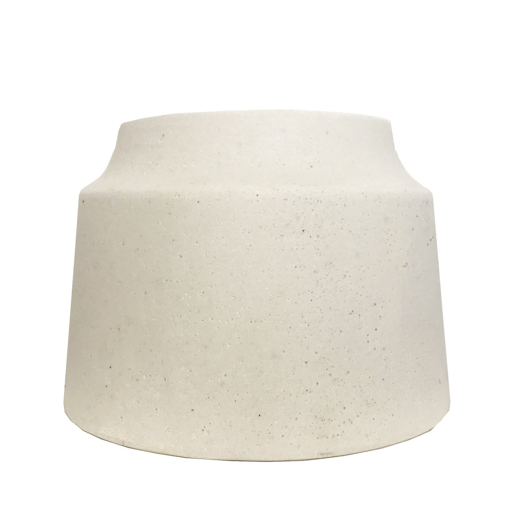 Villi Vessel Large - Chalk