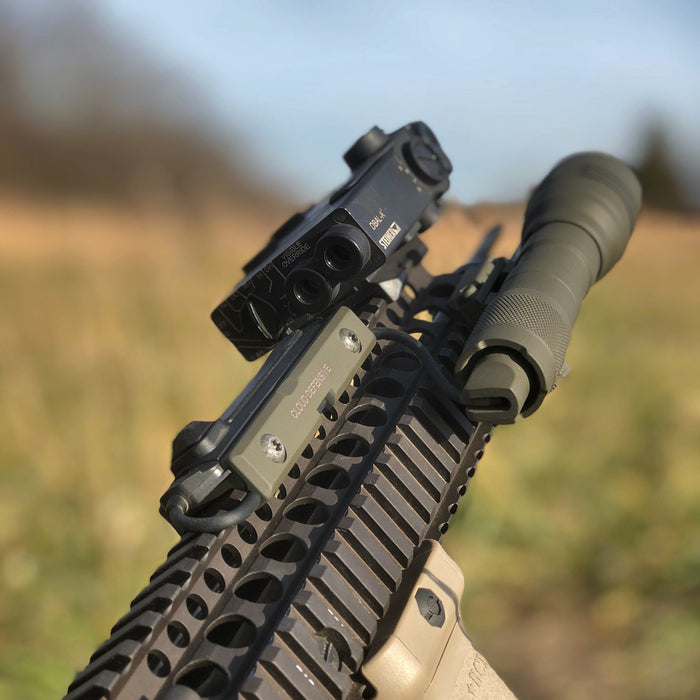 OD GREEN - Streamlight ProTac HL-X Rail-Mounted Weaponlight and LCSmk2k Combo