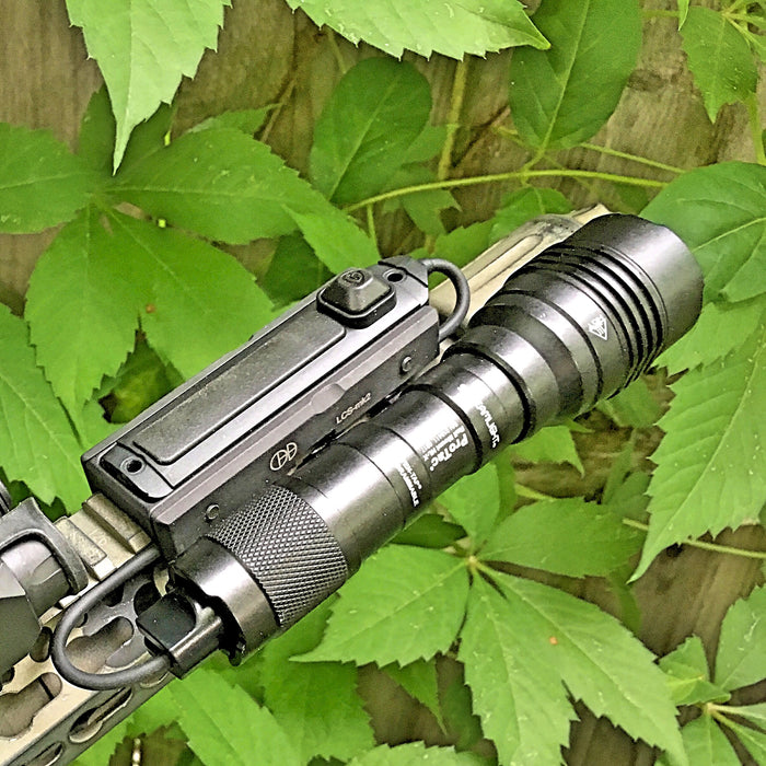 Streamlight ProTac HL-X Rail-Mounted Weaponlight and LCSmk2k COMBO