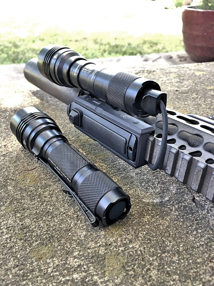 Streamlight ProTac HL-X Rail-Mounted Weaponlight, LCSmk2k and Streamlight HLX Handheld - COMBO