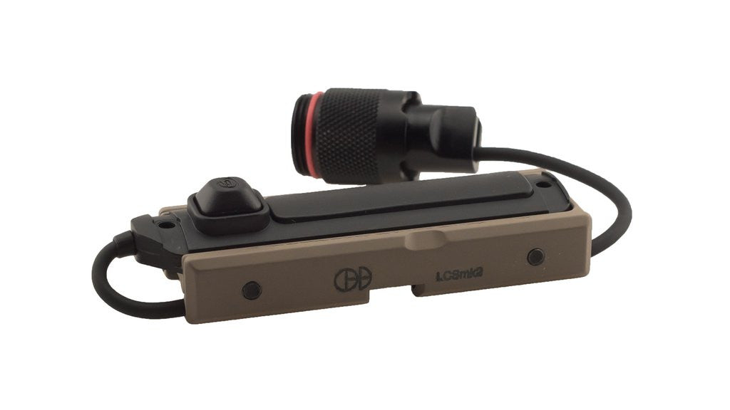 FLAT DARK EARTH Streamlight ProTac HL-X Rail-Mounted Weaponlight and LCSmk2k COMBO