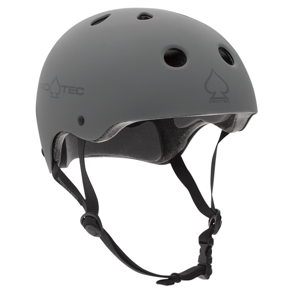 Protec Classic Skate Matte Gray (Certified)
