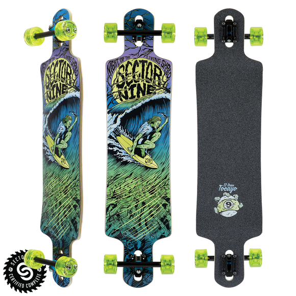 Sector 9 Shred of Night 40.5