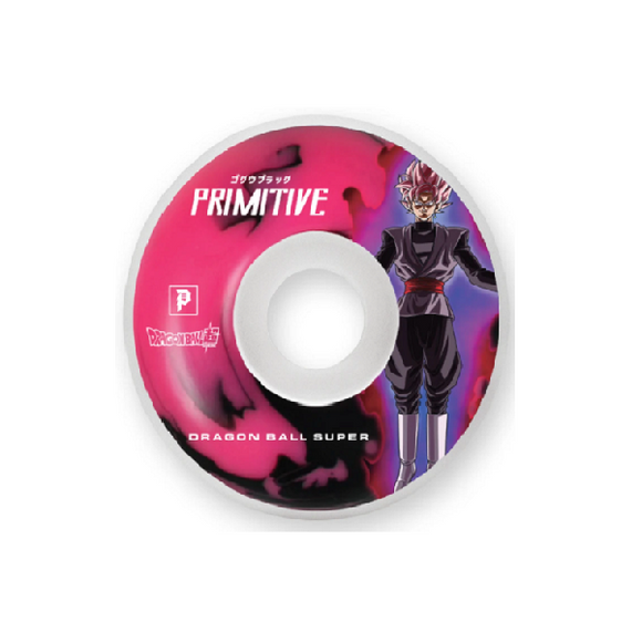 Primitive Goku Black Rose Wheels 54mm